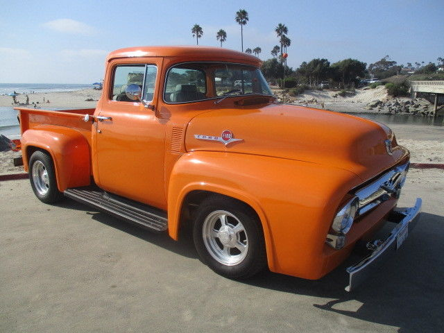1956 Ford F-100 REAL BIG WINDOW TRUCK