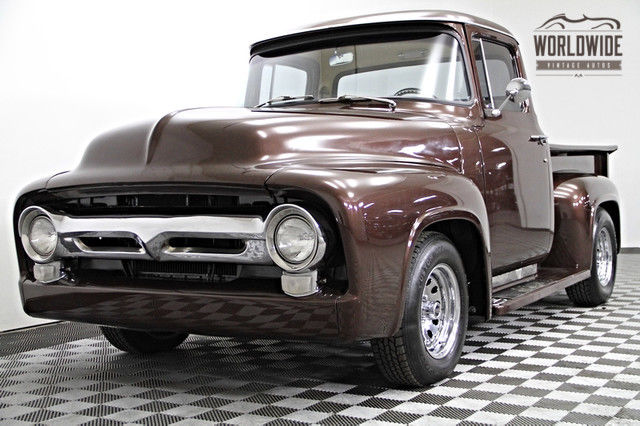 1956 Ford Other Pickups F100 Street Rod Pickup