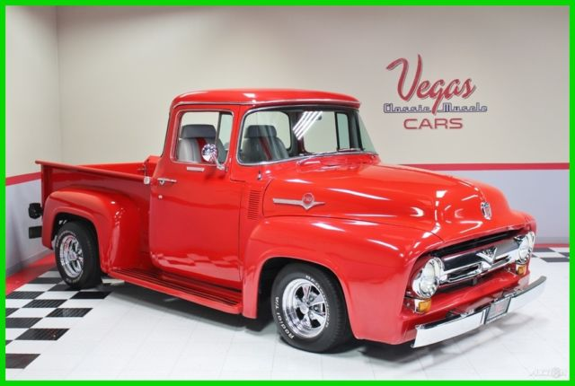 1956 Ford F-100 1956 Ford F100 Big Window Pickup! Great Driver!
