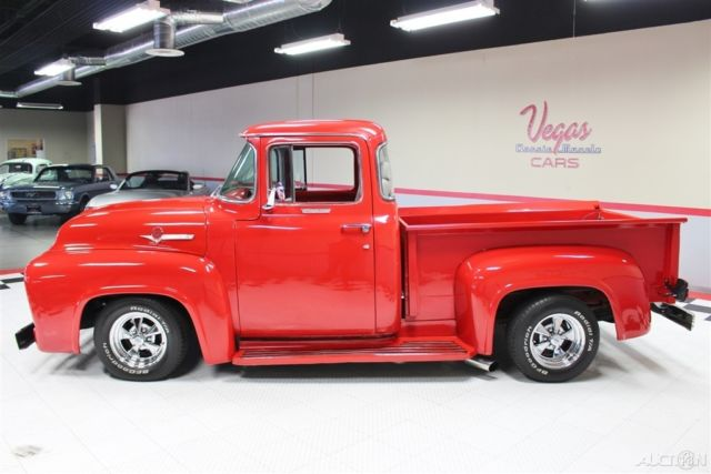 1956 ford f100 big window pickup great driver for sale for 1956 f100 big window for sale