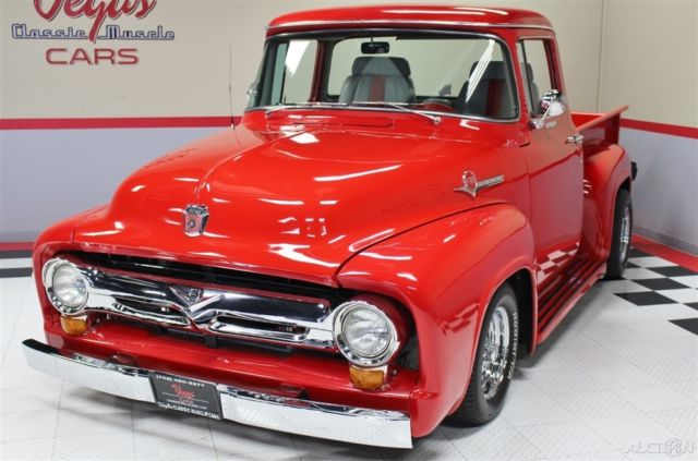 1956 ford f100 big window pickup  great driver  for sale ford escape alternator wiring