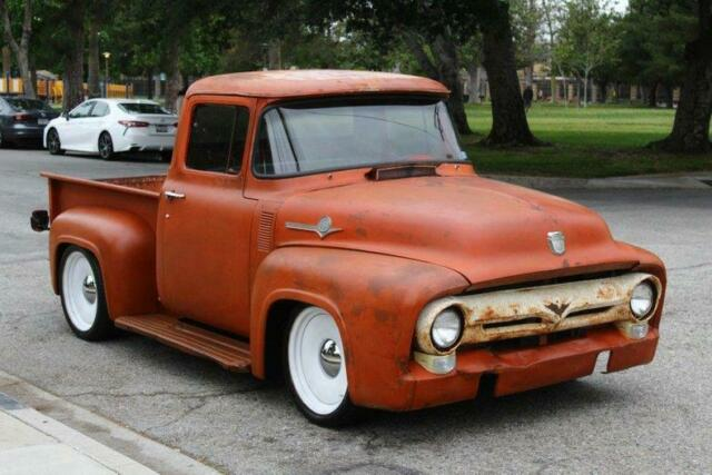 1956 Ford F-100 CLEAN TITLE / •	DISC BRAKES, MODERN SUSPENSION