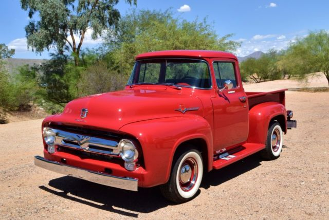 1956 Ford F-100 Custom Cab
