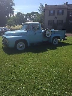 1956 Ford F-100 Long Bed