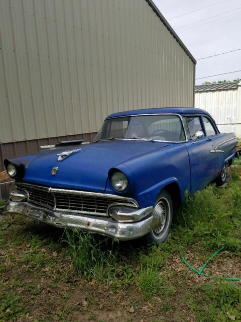 1956 Ford Fairlane 2 Door Post