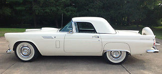 1956 Ford Thunderbird 2 Door Hardtop