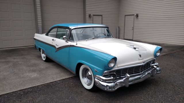 1956 Ford Other Ford Victoria