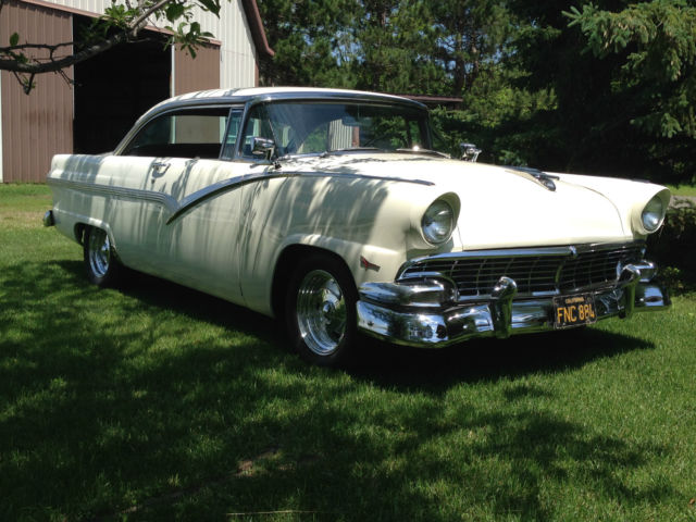 1956 Ford Crown Victoria Victoria
