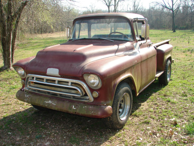 1956 Chevrolet Other Pickups GMC
