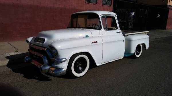 1956 GMC Other DELUXE