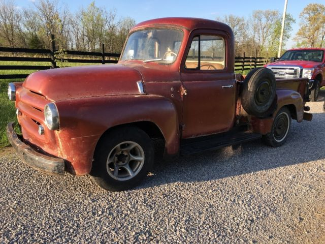 1956 International Harvester Other Regular Cab Pickup