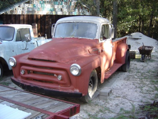 1956 International Pickup Truck S-110 for sale: photos