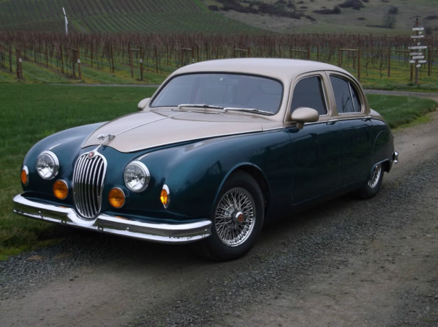 1956 Jaguar Mark I