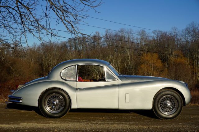 1956 Jaguar XK 140 MC Coupe