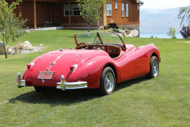 Exceptional 1956 Jaguar XK140 Roadster (replica Kit Car), XK120, XK, XK 120 Great Pictures