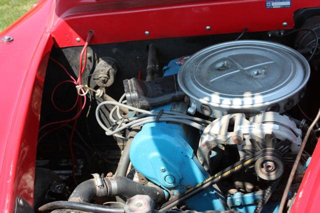 1956 Jaguar XK140 Roadster (replica Kit Car), XK120, XK, XK 120