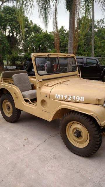 1956 Jeep Other