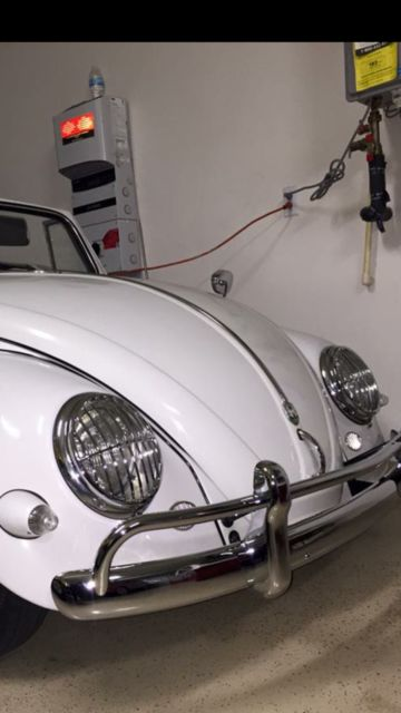 1956 karmann Convertible for sale: photos, technical specifications, description