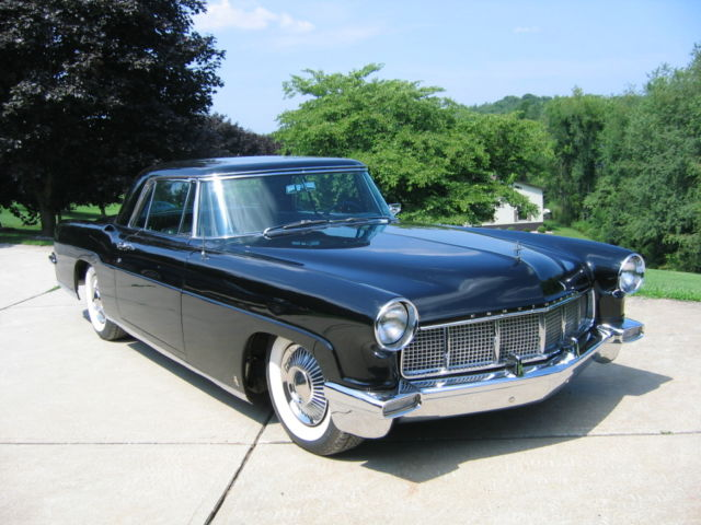 1956 Lincoln Mark Series