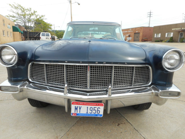 1956 Lincoln Mark Series NO RESERVE AUCTION - LAST HIGHEST BIDDER WINS CAR!