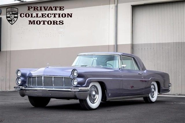 1956 Lincoln Mark Ii Rare History Well Kept Collector Car For Sale