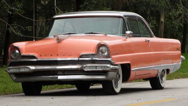 1956 Lincoln Other PREMIERE COUPE