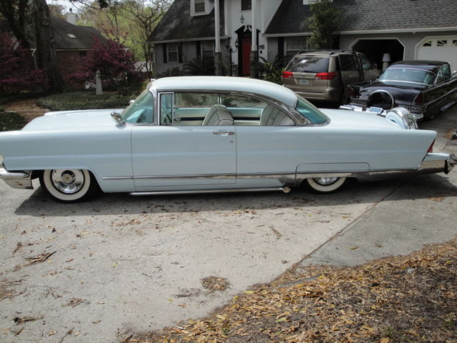 1956 Lincoln Other 2 DOOR HARDTOP SEDAN