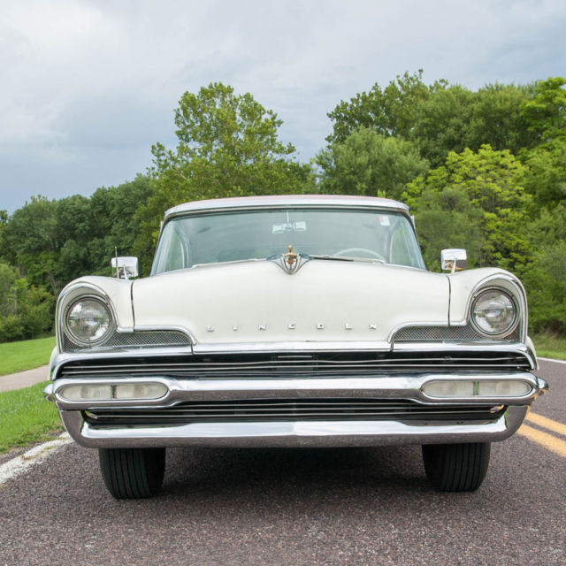 1956 Lincoln Other Premiere Hardtop Coupe