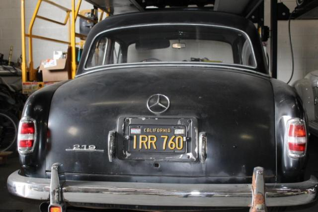 1956 Mercedes-Benz 200-Series