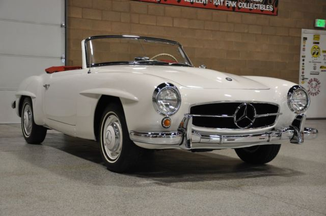 1956 Mercedes-Benz 190-Series 190 SL