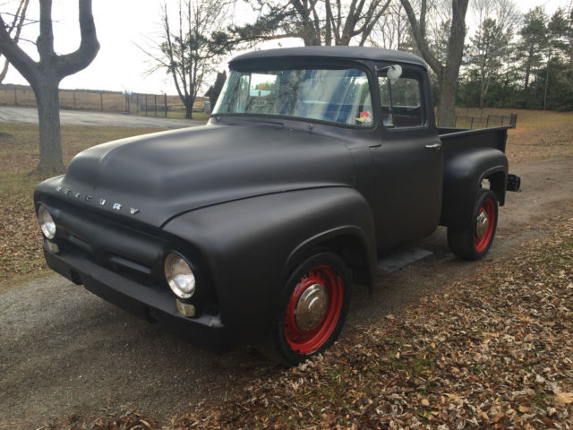 Buy Used Cars Toronto >> 1956 Mercury M100 Pickup for sale: photos, technical specifications, description