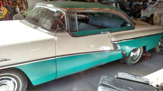 1956 mercury montclair 2 door hardtop for sale photos for 1956 mercury montclair phaeton 4 door hardtop
