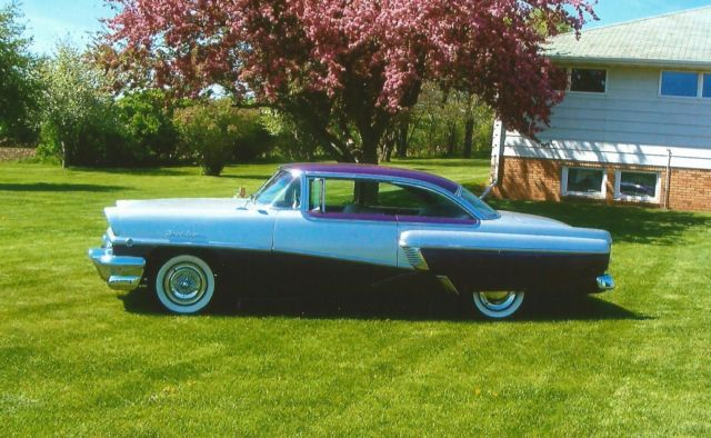 1956 Mercury Montclair 2 dr HT Mild Custom