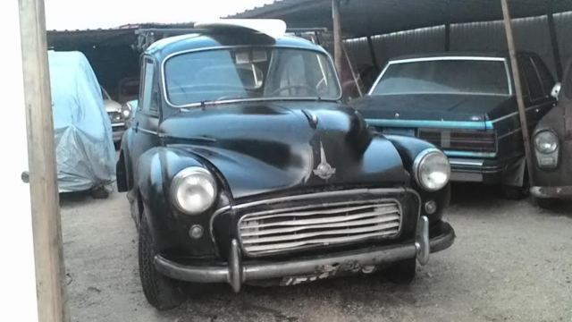 1956 Other Makes Minor 1000