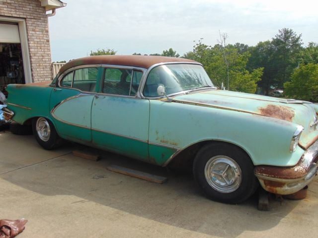 1956 Oldsmobile Ninety-Eight Ninety-eight