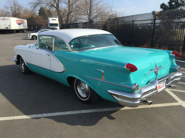 1956 Oldsmobile 98 Coupe For Sale Photos Technical