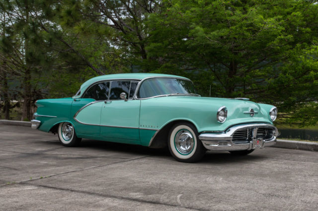 1956 Oldsmobile Ninety-Eight BASE