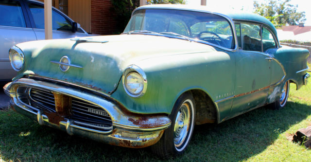 1956 Oldsmobile Ninety-Eight Holiday 98