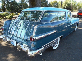 1956 Pontiac Other Star Chief Custom Wag.