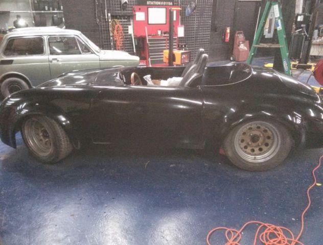 1956 Porsche 356 Speedster California Custom Project Car