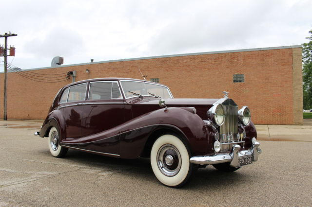 1956 Rolls-Royce Other