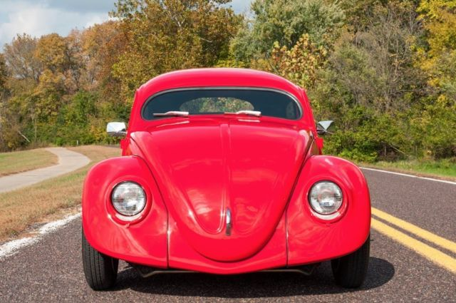 volkswagen custom beetle supercharged chopped oval window custom car  sale