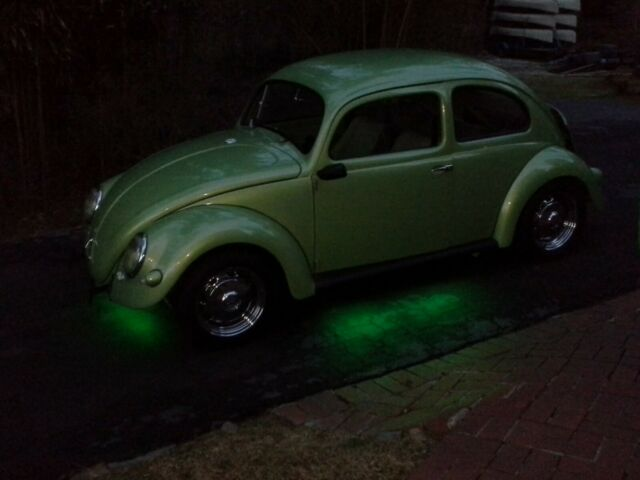 1956 VW Bug on 1971 Chassis for sale: photos, technical specifications, description