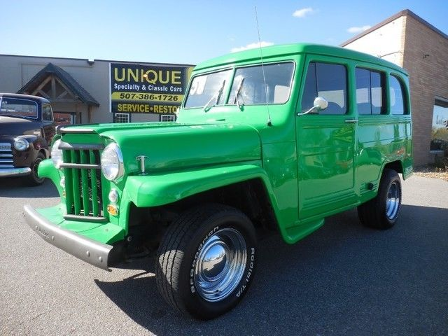 1956 Willys