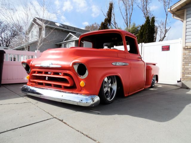 1957 Chevrolet Other Pickups 3100 SWB C10 BAGGED