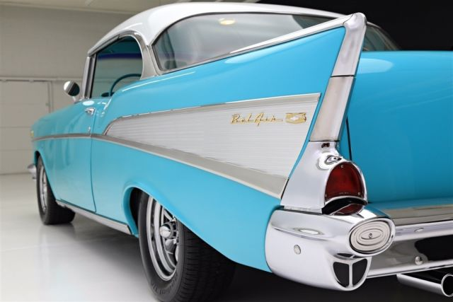 1957 Chevrolet Bel Air/150/210 4 Speed Disc Brakes