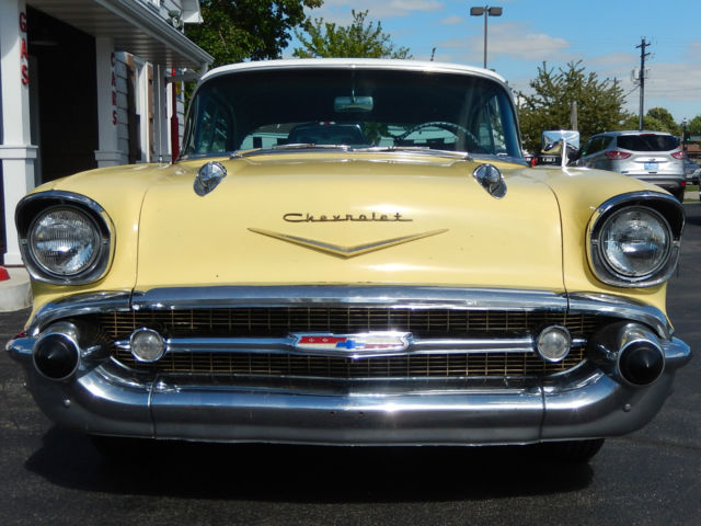 1957 57 chevrolet chevy bel air sport sedan 4 door hardtop for 1957 chevy bel air 4 door hardtop for sale
