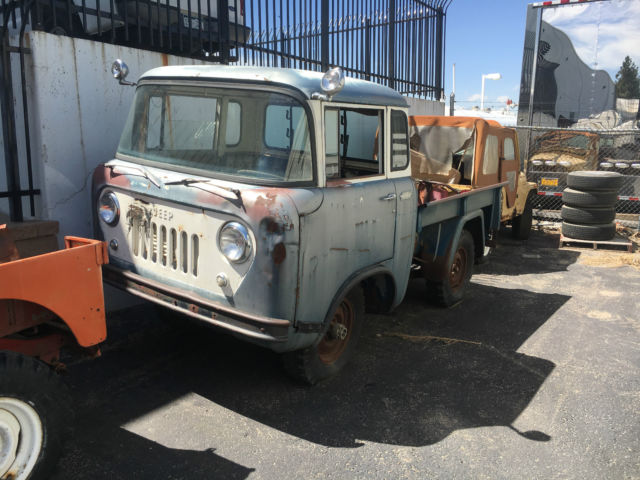 1957 Willys FC-150 Truck
