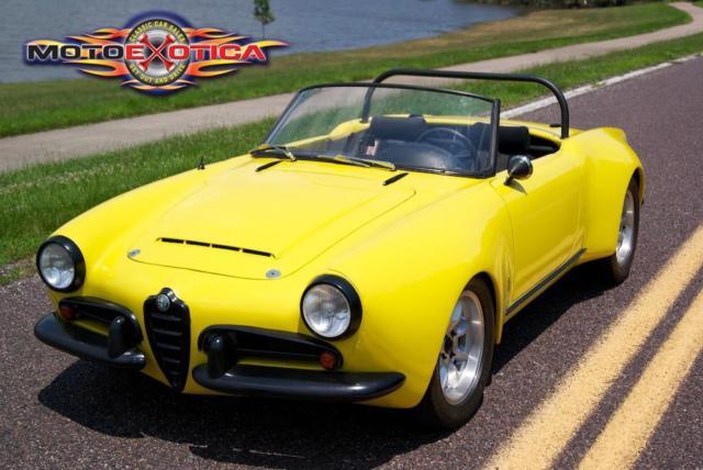 1957 alfa romeo giulietta roadster for sale: photos, technical