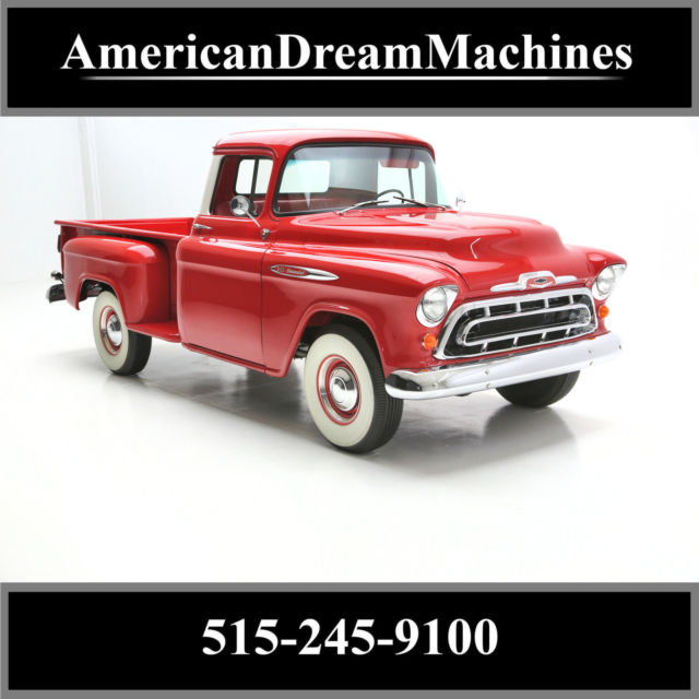 1957 Chevrolet Pickup Awesome Truck